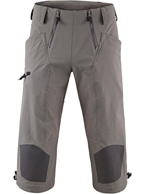 Klättermusen Misty - Pantalones cortos Hombre - gris